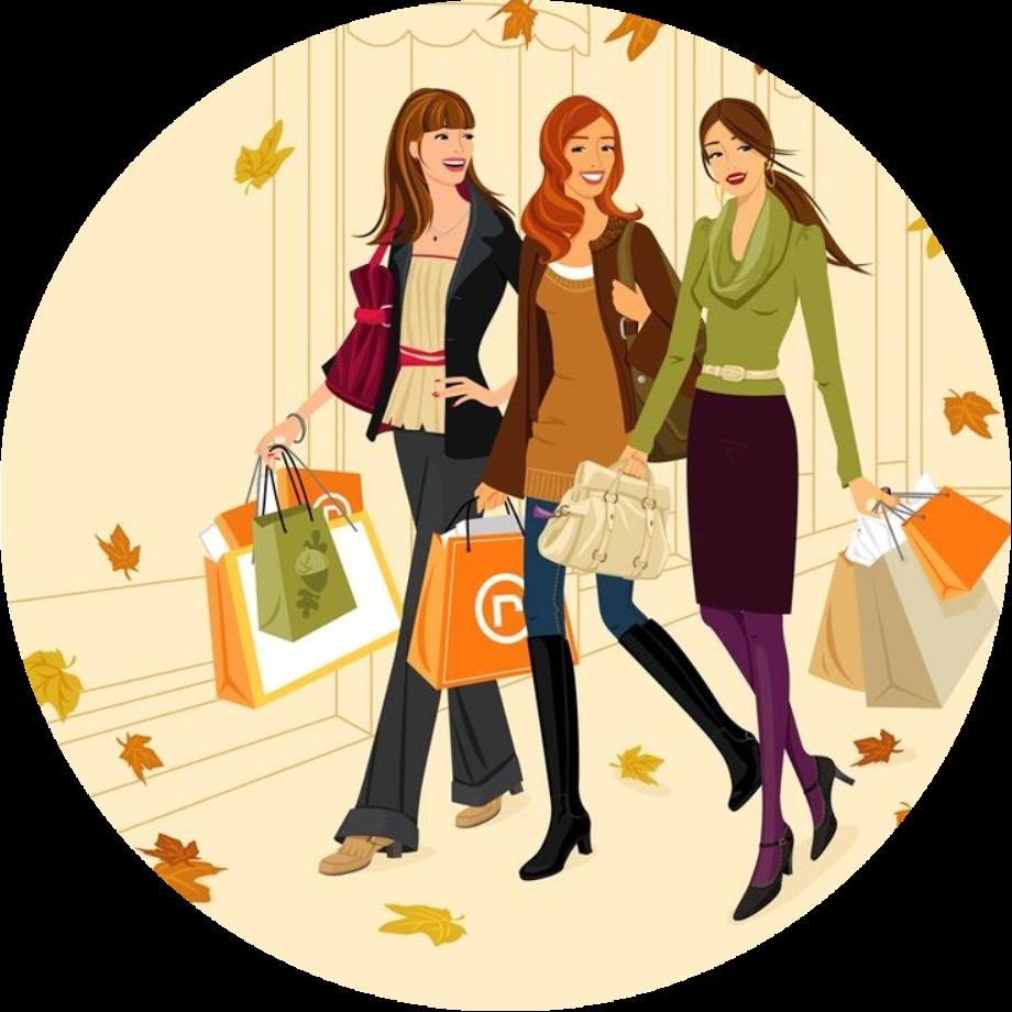 Приглашаем на добрый шоппинг!